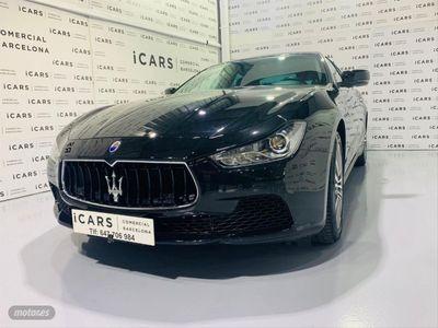 usado Maserati Ghibli Aut.