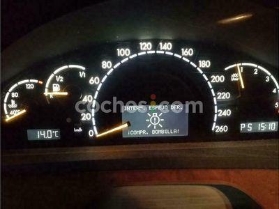 usado Mercedes S400 Clase SCdi Largo 250 cv en Madrid