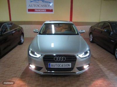 usado Audi A4 2.0 TDI 177cv multitronic