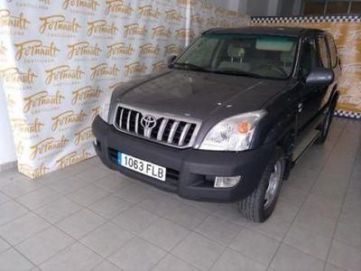 usado Toyota Land Cruiser