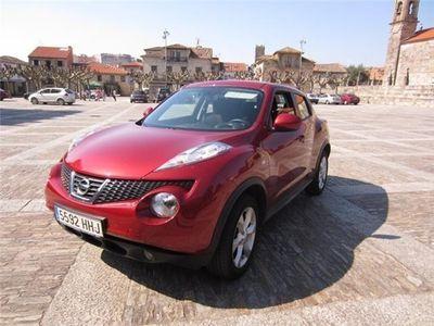gebraucht Nissan Juke 1.5dCi Acenta