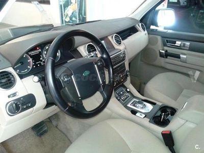 usado Land Rover Discovery 4 3.0 Tdv6 Se 211cv 5p. -12