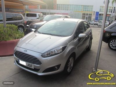 usado Ford Fiesta 1.25 Duratec 60cv Trend 5p
