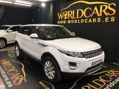 usado Land Rover Range Rover evoque 2.2L SD4 Pure Tech 4x4 190 Aut.
