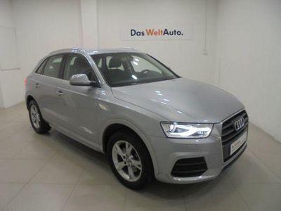 usado Audi Q3 2.0TDI Sport edition 110kW(4.75)