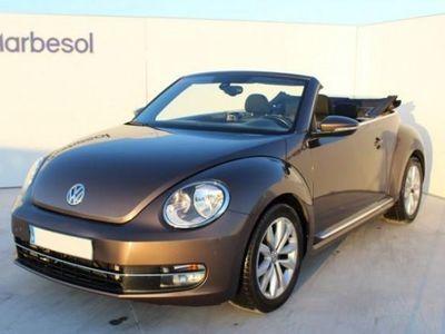brugt VW Beetle NewCabrio 2.0TDI Design 110