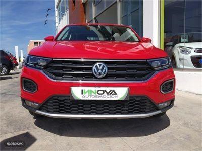 begagnad VW T-Roc Sport 1.5 TSI 110kW 150CV