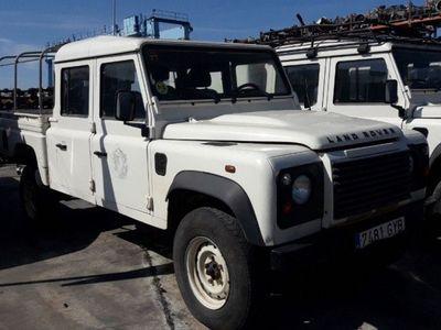 usado Land Rover Defender 130 Doble CabinaCaja E