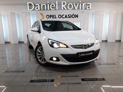 "usado Opel Astra GTC"" ""1 6 CDTi S/S Sportive"""