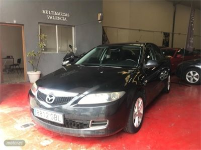brugt Mazda 6 2.0 Active