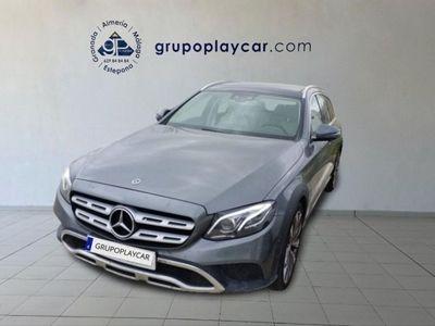 usado Mercedes E220 Clase E4MATIC AllTerrain