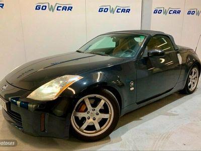 usado Nissan 350Z Roadster 3.5 V6 Pack Tapiceria Naranja