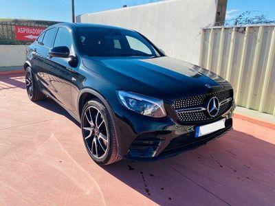usado Mercedes GLC43 AMG AMG Clase Coupé C253 Coupé 4Matic (14.75) Aut.