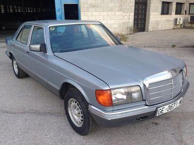 usado Mercedes 280 SE W126