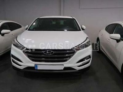 usado Hyundai Tucson 2.0 CRDi BlueDrive Tecno 4x2 100 kW (136 CV) 5p