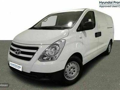 usado Hyundai H-1 Furgon 2.5 CRDi Essence 3 Plazas 100 kW (136 CV)