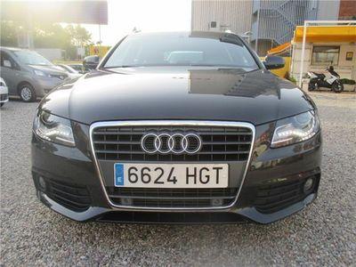 usado Audi A4 Avant 2.0TDI DPF 143 S-Line