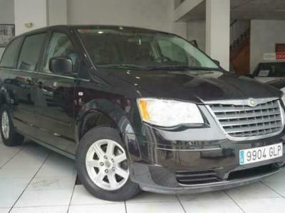 usado Chrysler Grand Voyager