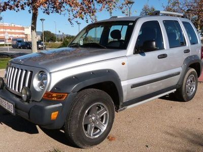 brugt Jeep Cherokee 2.8CRD Renegade Aut.