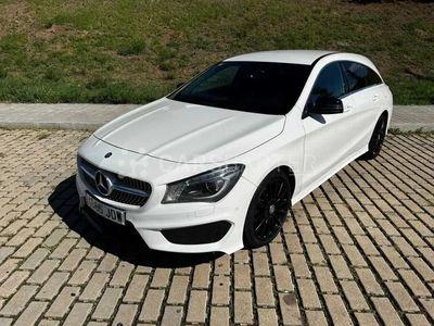 usado Mercedes CLA200 200 CDI AMG LINE AUT. 7 VEL. 5p