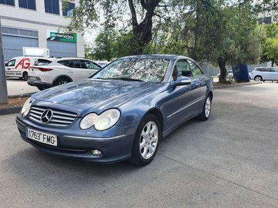 usado Mercedes CLK270