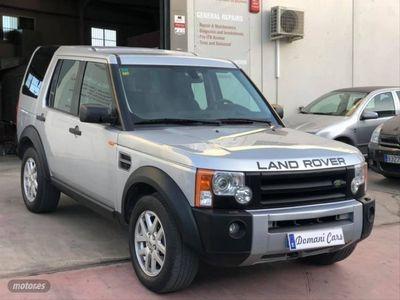 usado Land Rover Discovery 2.7 TDV6 SE