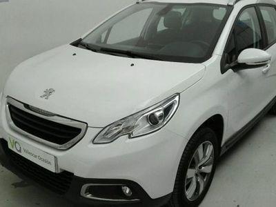 used Peugeot 2008 ACTIVE 1.2 PURETECH 110 CV 5P