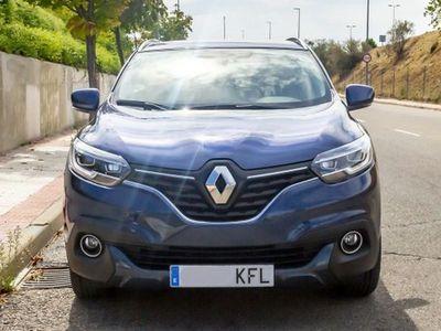 usado Renault Kadjar Familiar 110cv Manual de 5 Puertas