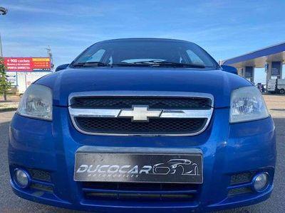 usado Chevrolet Aveo Sedán 1.4 16v LT