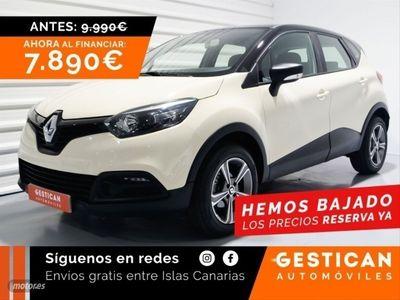 usado Renault Captur Intens Energy TCe 66kW 90CV