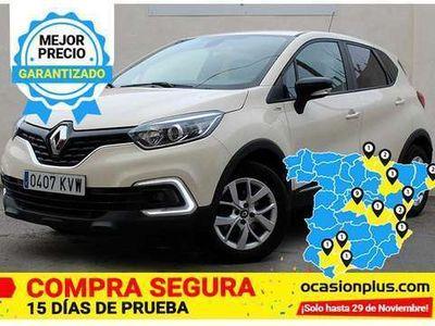 usado Renault Captur TCe GPF Limited 96kW