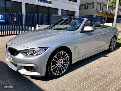 gebraucht BMW 420 Serie 4 F33 Cabrio Diesel Cabrio (4.75)