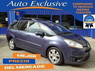usado Citroën Grand C4 Picasso 1.6THP Exclusive150 Aut.