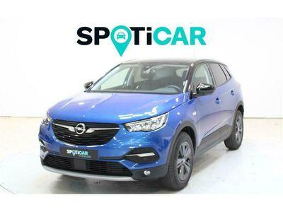 usado Opel Grandland X 1.5 CDTi Design Line