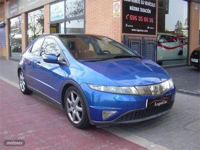 used Honda Civic 2.2 iCTDi Sport