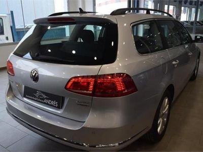 usado VW Passat Variant 2.0 Tdi 140 Advance Bmotion Tech 5p. -14