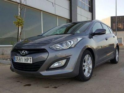 usado Hyundai i30 cw 1.6crdi Gls Tecno S