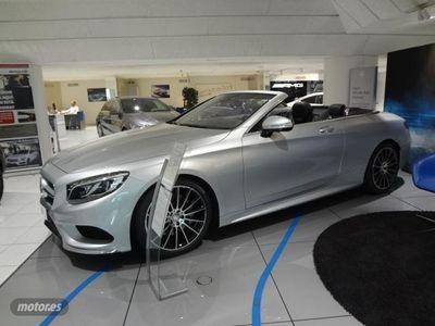 usado Mercedes 500 Clase s Cabrio