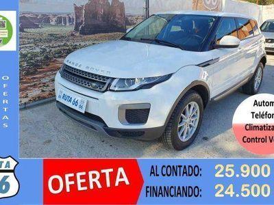 usado Land Rover Range Rover evoque 2.0 td4 150cv