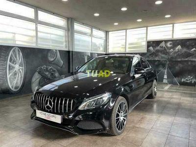 usado Mercedes C350e ClaseHIBRIDO ENCHUFABLE