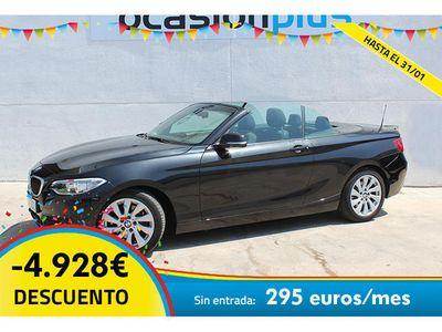 brugt BMW 220 220 d Cabrio 140kW (190CV)