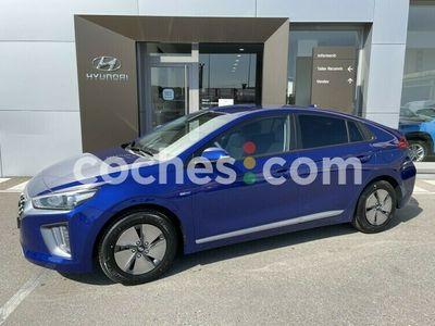 usado Hyundai Ioniq Hev 1.6 Gdi Klass 141 cv en Lleida