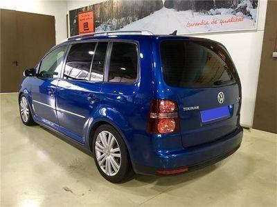 usado VW Touran 2.0TDI Traveller DSG 140cv 7plazas