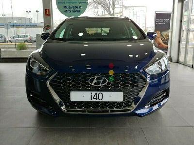 usado Hyundai i40 I40Cw 1.6 Gdi Tecno 135 cv en Madrid
