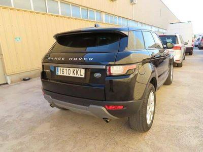 usado Land Rover Range Rover Evo 2.0l Td4 Diesel110kw (150cv)4x4 Se