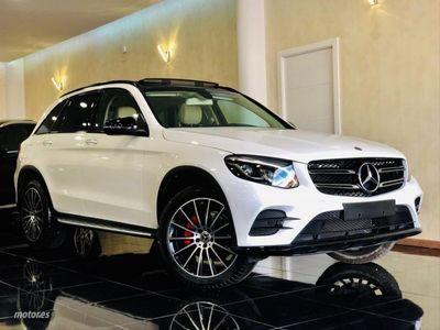 usado Mercedes GLC250 Clase GLC4MATIC AMG Line