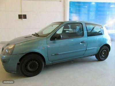 usado Renault Clio Pack Authentique 1.2 16v