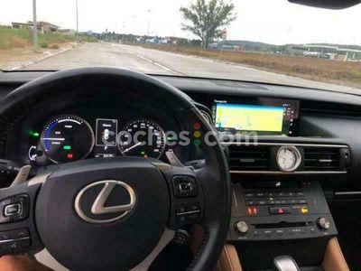usado Lexus RC300h RcExecutive Navigation 223 cv en Girona