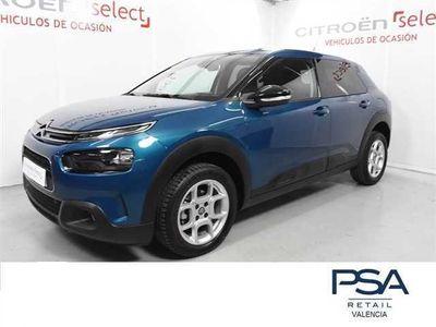 usado Citroën C4 Cactus PureTech 96kW (130CV) S&S Feel