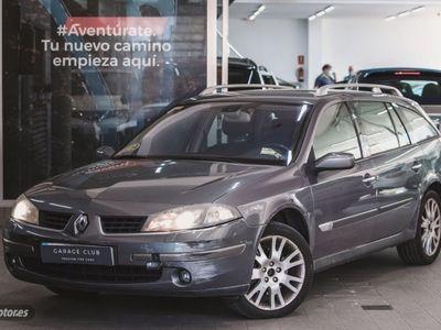 usado Renault Laguna G.Tour Confort Dynamique 1.9DCI 120CV
